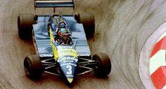 1982 Michele Alboreto, Tyrrell 011