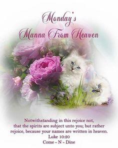 Monday Blessings, Biblical Womanhood, Sisters In Christ, People In Need, Jesus Loves You, King James, Loving U, True Words, Word Of God
