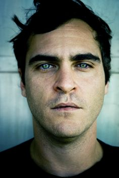joaquin phoenix - yeah, you can be a little crazypants but you're okay in my book.  just no more beards, 'kay?