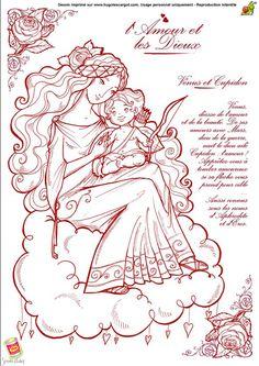 Saint Valentin Venus Cupidon, page 15 sur 15 sur HugoLescargot.com