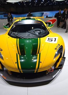 NEW YORK - APRIL 1 McLaren exhibit McLaren at the 2015 New York International Auto Show during Press day, public show is running from April 2015 in New York, NY - Shutterstock Mclaren P1 Gtr, Porsche, Japanese Sports Cars, Gas Monkey, Car Painting, Future Car, Fast Cars, Sport Cars, Car Pictures