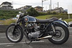 Yamaha XS650 by Berrybads in Japan