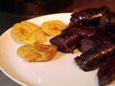 La Chocolerita y Asados Don Jorge: con el auténtico sabor paisa del chócolo, la morcilla y el chorizo