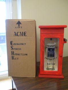 ACME Emergency Stress Reduction Kit