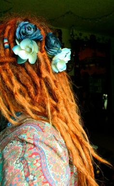 Dance Of The Cosmic Serpent #dreads