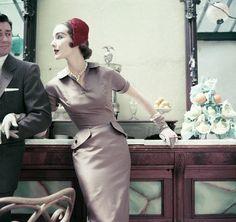 Fashion Photography 1950's - Henry Clarke