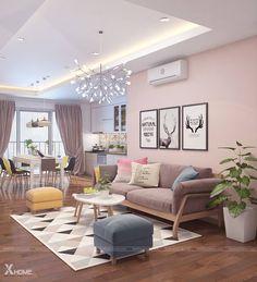 5 ventajas de contratar a un decorador online - - Decor Salon Maison - Pastel Living Room, Elegant Living Room, Living Room Colors, Living Room Grey, Home Living Room, Interior Design Living Room, Living Room Designs, Living Room Decor Inspiration, Home Room Design