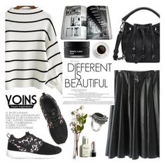 """YOINS"" by helenevlacho ❤ liked on Polyvore featuring mode, NIKE, Koh Gen Do, women's clothing, women, female, woman, misses, juniors et yoins"