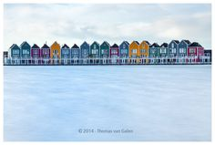 Colored Houses by Thomas van Galen on 500px