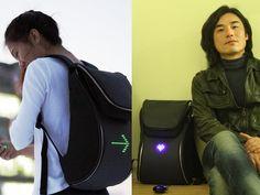 Ideia Bike Bag Product Design, Productivity
