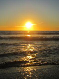 Sunset in Mazatlan Mexico