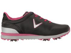 Callaway Halo San Clemente Women's Golf Shoes Black/Pink