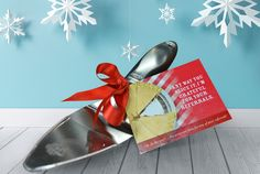 Free gift tags and ideas to help you generate more leads over the holidays! Love this!