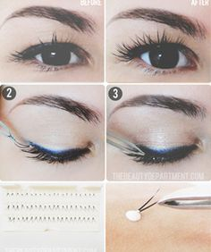 Make Your Eyes Look Bigger With This Sneaky Pro Trick #Refinery29