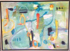 Daphne Covington, Element (2012). 40×55 oil on canvas