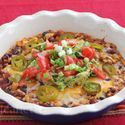 Crockpot Chicken and Black, Red and White Bean Chili Recipe - Chili Cheese Dip - Jeanette's Healthy Living