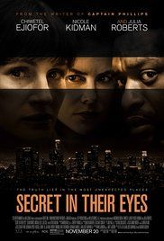 Secret In Their Eyes (2015) by Billy Ray