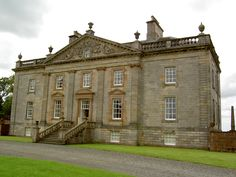 Auchinleck House Ayrshire English Manor Houses, English House, English Architecture, Classical Architecture, Welsh Country, Tower House, Scottish Castles, Chateaus, Country Houses