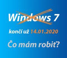 ❗❗❗⚠ Od 14.01.2020 už nebude váš počítač 💻 s Windows 7 viac chránený😷! Microsoft ohlásil koniec 🚫 podpory😥. ⚠❗❗❗  Vyhnite sa riziku a aktualizujte ♻ si svoj počítač ešte dnes! Neviete ako? S tým Vám radi pomôžeme!😉👍    Ponúkame vám spoľahlivú 💖a bezpečnú aktualizáciu 🔃 vášho počítača za dobrú cenu👍💲. To všetko bez straty 😄 obľúbených programov, dôležitých dát, súborov, ako aj fotiek, hudby 🎶 a videí.    📞 Zavolajte na 0948 07 97 07 📧 alebo nám napíšte na linka@itpomoc.sk. Microsoft, Calm, Windows, Ramen, Window