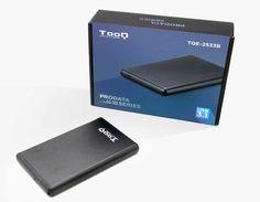 TOOQ facilita el transporte de datos con las nuevas cajas externas con conectores reversibles USB-C