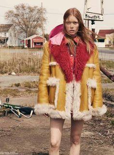 #editorial #furcoat #backtofall