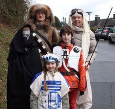 Star Wars Familienkostüme - LOCKwerkE: Star Wars Episode VII …