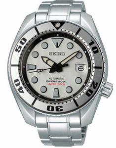 Seiko SPB029 Silver Sumo