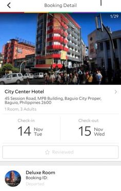 How to Save on Accomodation on your Next Travel – Online and Offline Transactions Baguio City, Philippines, Building, Travel, Viajes, Buildings, Traveling, Trips, Tourism