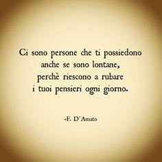 I grandi amori vivono con la stessa intensità la lontananza e la vicinanza.......................The great loves live with the same intensity the distance and the proximity(Gian)