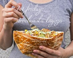 Fat friday: wrocławska knysza : Nerdy Cookin' Knysna, Naan, Hot Dog, Recipe Collection, Food Truck, Vegetable Recipes, My Recipes, Food And Drink, Pizza
