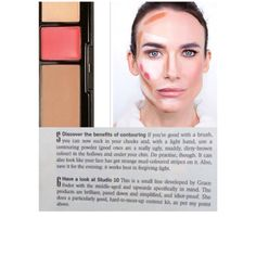 Today's Sunday Times previewing India Knight's new book #InYourPrime. Great mention for Studio10 and the art of #contouring to help you to look younger!