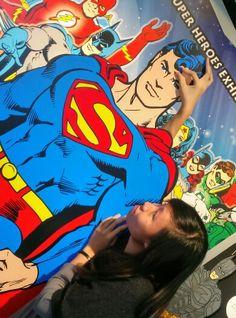 Superman's Qiumo Stylist