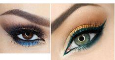 25 maquillajes únicos para tus ojos, ¡solo aptos para las más atrevidas!