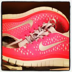 Love my Nike Frees! @Fitfluential #MOVE