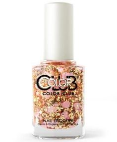 Color Club Nail Polish, As If! 1287 Color Club Nail Polish, Opi Nail Polish, Gold Hex, Nail Treatment, Stylish Nails, China Glaze, Feet Care, Manicure And Pedicure, Essie