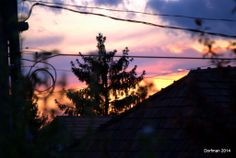 Sunset / Hungary 2014