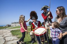 History can be fun! Visit Old Fort Niagara in Niagara Falls USA and bring history to life for all ages!