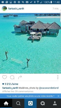 Lovely day in Gili Lankanfushi, Maldives Best Vacations, Vacation Trips, Vacation Spots, Vacation Travel, Visit Maldives, Maldives Travel, Maldives Hotels, Places To Travel, Places To See