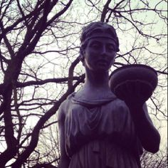 Rebecca in alexandra park, Oldham