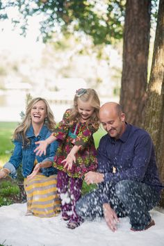 Adorable Family Photos - Photography by Virginia Hobbs