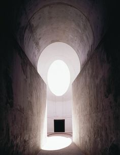 James Turrell's Roden Crater project