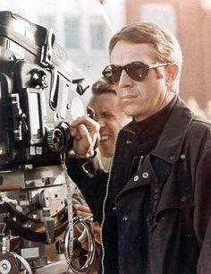 Steve McQueen Sunglasses Thomas Crown | An Actor, Producer, Director: Steve McQueen!