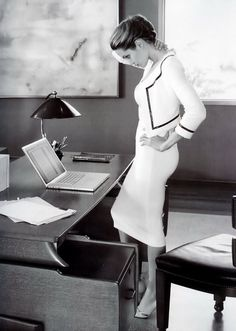 Very elegant #workwear