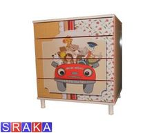 Wickeltisch / Wickelkommode / Kommode  SRAKA Super, Toy Chest, Storage Chest, Cabinet, Furniture, Home Decor, Amazing, Clothes Stand, Closet