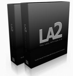 LA2 - The Lazy Affiliate 2.0. I hope it can help me success with affiliate