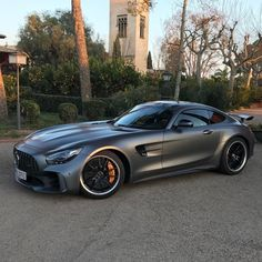 Mercedes Benz AMG GTR. @tojsem_preceja  If you could have any car which would you get?