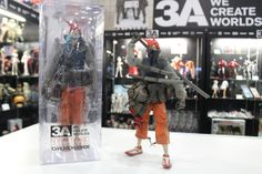 Cornelius packaging for NYTF  #threeA #Popbot #TomorrowKing #booth4858 #toyfair #exhibition #toy #actionfigure #toyplanet #toycommunity #toys #hobby #toycollector #art #collectibles #vinyl #designertoys #toyphoto #toyphotography #collecting #photography #photo #toylife #arttoy #toypops