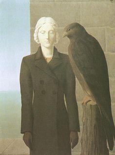 Rene Magritte - Deep Waters