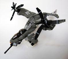 'Wyvern' Attack VTOL by [Carter]