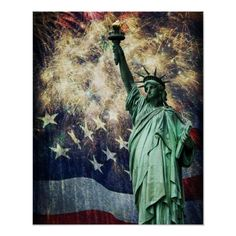 Fireworks Background, Independance Day, Diamond Drawing, Veterans Day, Custom Posters, Postcard Size, Statue Of Liberty, Stock Photos, Art Prints